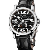 Ulysse Nardin Dual Time Steel 42mm