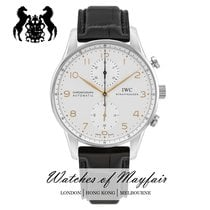 IWC Portuguese Chronograph IW371604 new