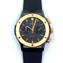 Hublot Keramik 45mm Automatik 521.CO.1781.RX neu