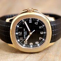 Patek Philippe 5167R Rose gold 2015 Aquanaut 40mm pre-owned