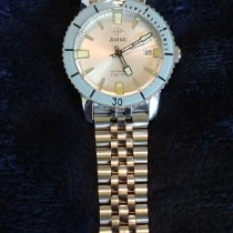Zodiac Steel Automatic Sea Wolf pre-owned United States of America, Michigan, Chesterfield
