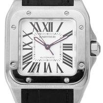 Cartier Santos 100 W20106X8 2878 2012 pre-owned