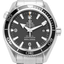 Omega Seamaster Planet Ocean Staal 42mm