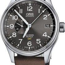Oris Big Crown ProPilot GMT 01 748 7710 4063-07 5 22 05FC Neu Stahl 45mm Automatik Deutschland, Schwabach