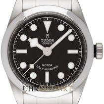 Tudor Black Bay 32 Steel 32mm Black