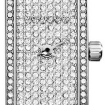 Michael Kors neu Quarz 47mm Stahl Mineralglas