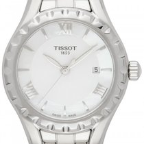 Tissot Lady 80 Automatic Steel 28mm Mother of pearl