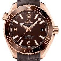 Omega 215.63.40.20.13.001 Pозовое золото 2020 Seamaster Planet Ocean 39.5mm новые