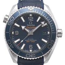 Omega 215.33.40.20.03.001 Сталь 2020 Seamaster Planet Ocean 39.5mm новые