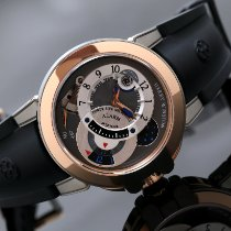 Harry Winston 44mm Cuerda manual 400-MMAC44RZ usados