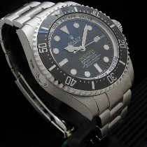 Rolex Sea-Dweller Deepsea 116660 2016 new