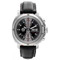 Anonimo Cronoscopio new 2005 Automatic Chronograph Watch with original box Cobra Chronoscopio II Shelby SE 2018