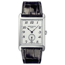 Patek Philippe Or blanc 43mm Remontage manuel 5109G occasion
