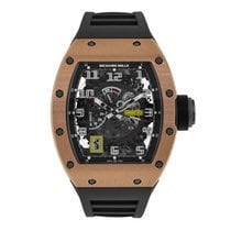Richard Mille RM 030 Titanium 42mm Transparent Arabic numerals United States of America, New York, New York