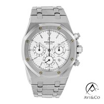 Audemars Piguet 25860ST.OO.1110ST.05 Steel Royal Oak Chronograph 39mm pre-owned