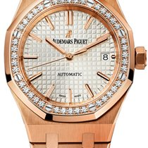 Audemars Piguet 15451OR.ZZ.1256OR.01 Rose gold 2020 Royal Oak Lady 37mm new United States of America, Florida, Sunny Isles Beach