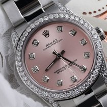 Rolex Oyster Perpetual 31 31mm Argent