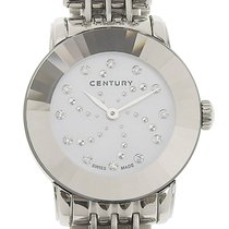 Century Steel 23mm Quartz 648 7 S 12W 12 SF pre-owned