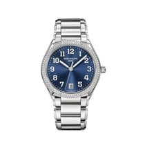 Patek Philippe Twenty~4 Steel 36mm Blue Arabic numerals United States of America, Iowa, Des Moines