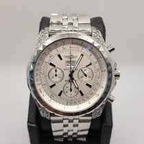 Breitling Bentley 6.75 Steel 48mm Silver No numerals United States of America, Florida, Miami