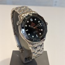 Omega Seamaster Diver 300 M Steel 41mm Black No numerals United States of America, Indiana, INDIANAPOLIS