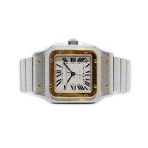 Cartier Santos Galbée 2823 pre-owned