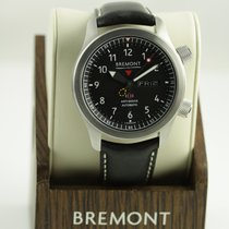 Bremont pre-owned Automatic 43mm Black Sapphire crystal 10 ATM
