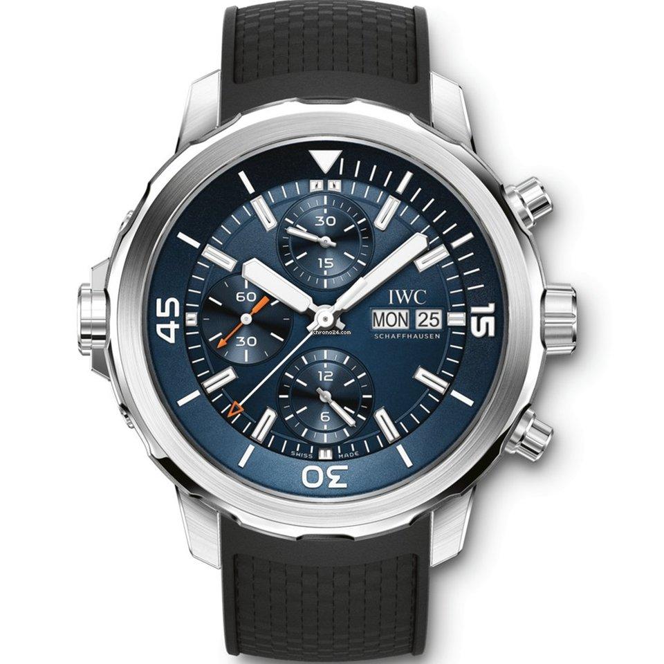 IWC Aquatimer Chronograph IW376805 2020 new