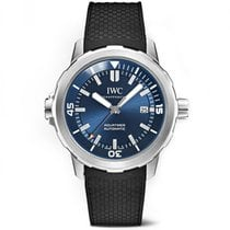 IWC Aquatimer Automatic Steel 42mm Blue No numerals United States of America, Pennsylvania, Philadelphia