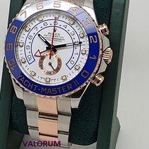 Rolex Yacht-Master II Acero y oro 44mm Blanco Sin cifras España, Vigo