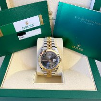 Rolex Datejust new 2019 Automatic Watch with original box and original papers 126303