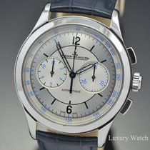 Jaeger-LeCoultre Master Chronograph Steel 40mm Silver Arabic numerals United States of America, Arizona, Scottsdale