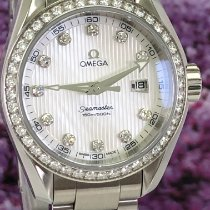 Omega Seamaster Aqua Terra Steel Silver