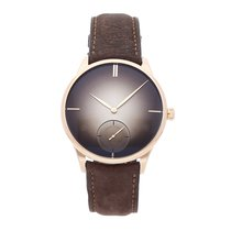 H.Moser & Cie. Rose gold 39mm Manual winding 2327-0404 pre-owned