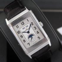 Jaeger-LeCoultre Grande Reverso Calendar Otel Argint