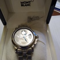 Montblanc Star Steel 43mm Silver Roman numerals United States of America, Illinois, 61107