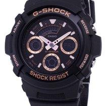 Casio Aluminij Kvarc Crn 52mm nov G-Shock