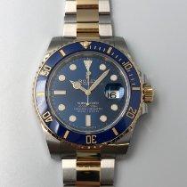 Rolex Submariner Date Steel 40mm Blue No numerals Malaysia, Kuala Lumpur