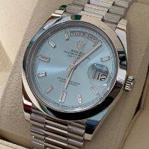 Rolex Day-Date 40 Platin Deutschland, 68723 Schwetzingen