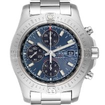 Breitling Colt Chronograph Automatic Steel 44mm Blue United States of America, Georgia, Atlanta