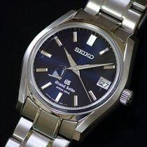Seiko Titanium pre-owned Grand Seiko
