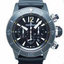Jaeger-LeCoultre Master Compressor Diving Chronograph GMT Navy SEALs Titan Crn