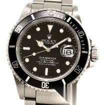 Rolex Submariner Date 16800 1987 gebraucht
