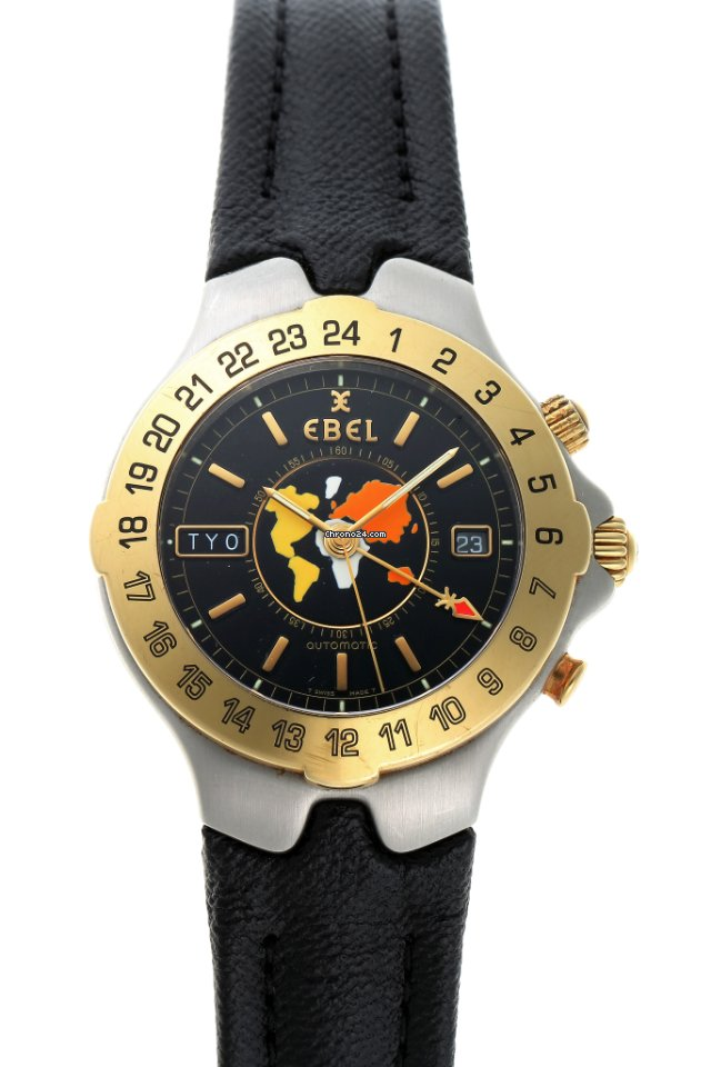 Ebel Sportwave E6122641 подержанные