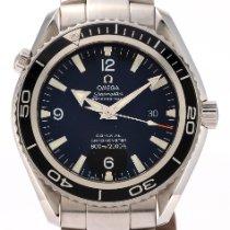 Omega Seamaster Planet Ocean Stahl 45mm Schwarz Arabisch Deutschland, Sulzbach-Rosenberg
