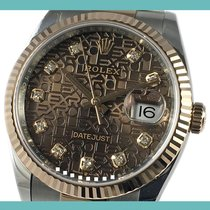Rolex Datejust nuevo 2019 Automático Reloj con estuche y documentos originales 126231
