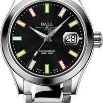 Ball Engineer III Zeljezo 40mm Crn