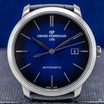 Girard Perregaux 1966 Steel 40mm United States of America, Massachusetts, Boston