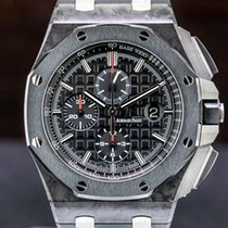 Audemars Piguet Remontage automatique Noir Arabes 44mm occasion Royal Oak Offshore Chronograph