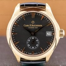 Carl F. Bucherer Rose gold 40.6mm Automatic 00.10917.03.33.01 pre-owned United States of America, Massachusetts, Boston